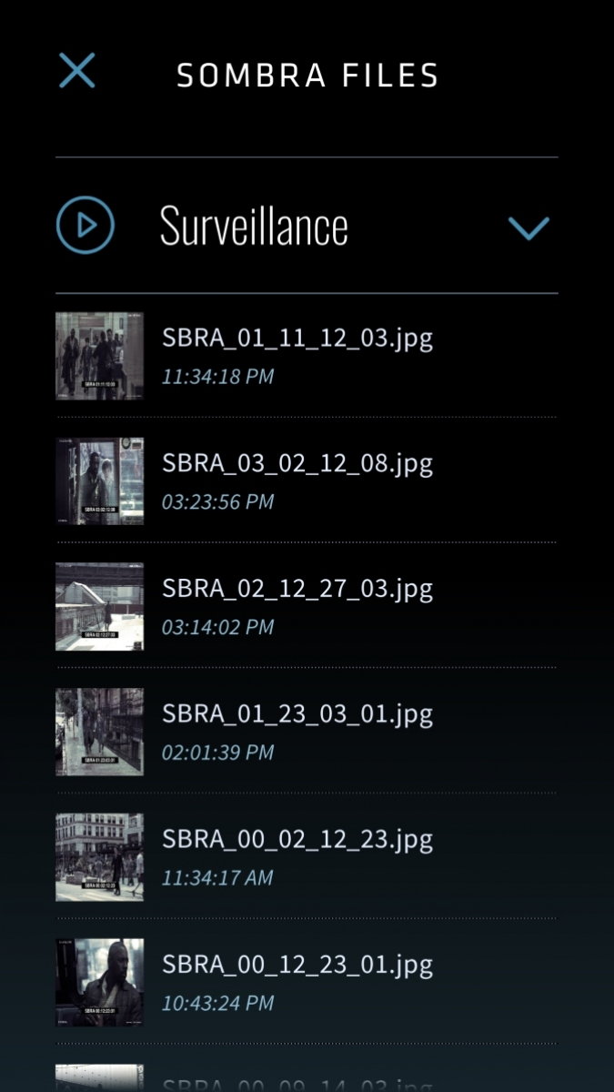 Sombra - dane obserwacyjne - obrazek