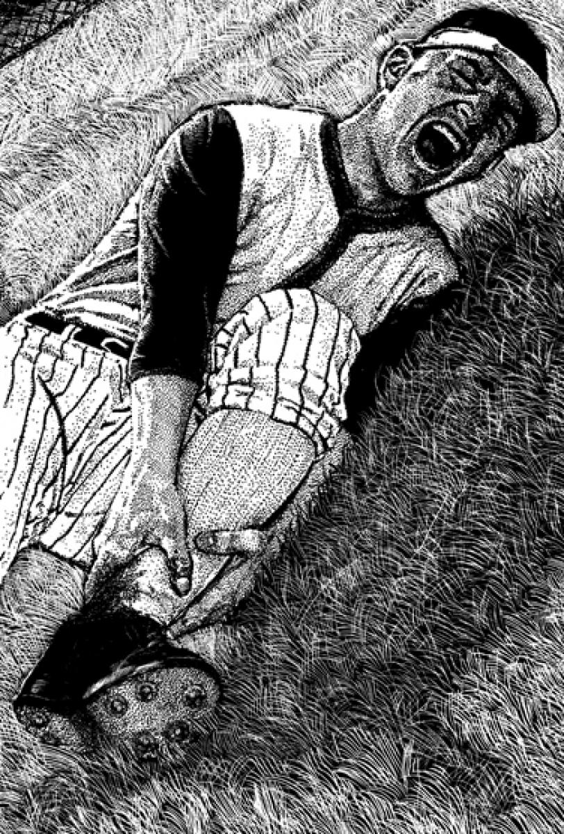 """""""Blockade Billy"""" - ilustracja Alexa McVey - obrazek"""