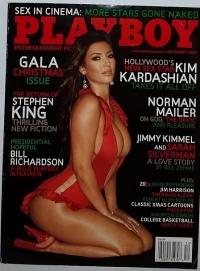 Playboy 12/2007