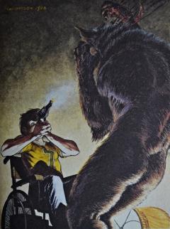 Bernie Wrightson - Cycle of Werewolf 12 - obrazek