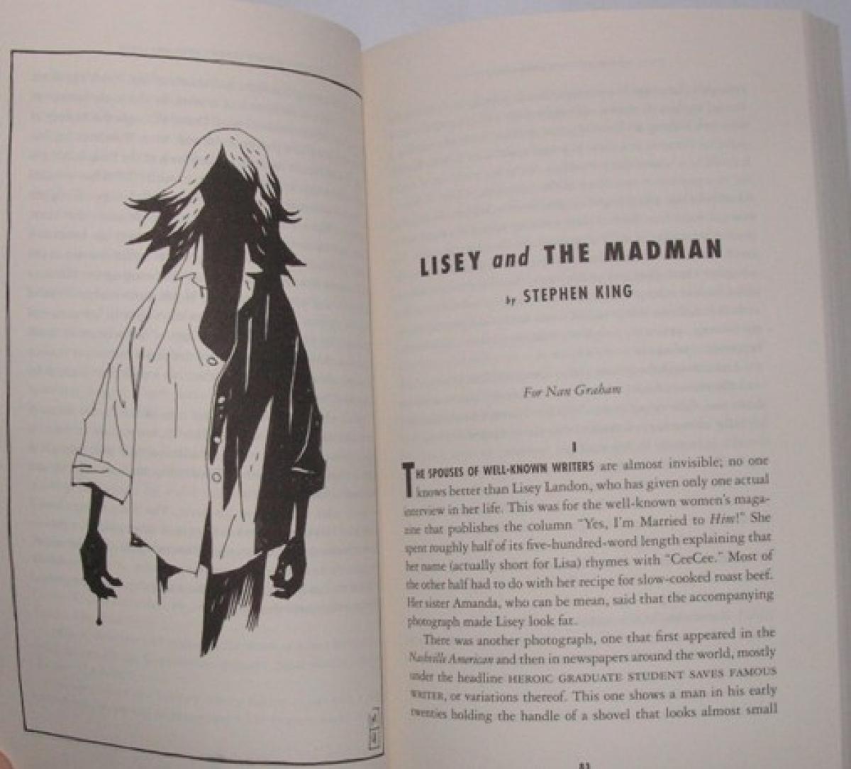 """Lisey and The Madman"" w ""McSweeney's Enchanted Chamber of Astonishing Stories"" - obrazek"