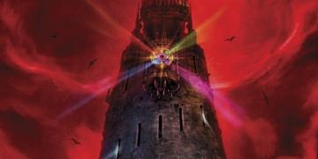 Mroczna Wieża VII: Mroczna Wieża - ilustracja Vincenta Chonga - obrazek