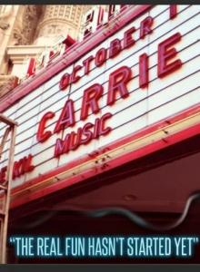 Carrie - plakat 11 - obrazek