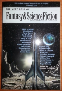 Fantasy & Science Fiction The Very Best Of