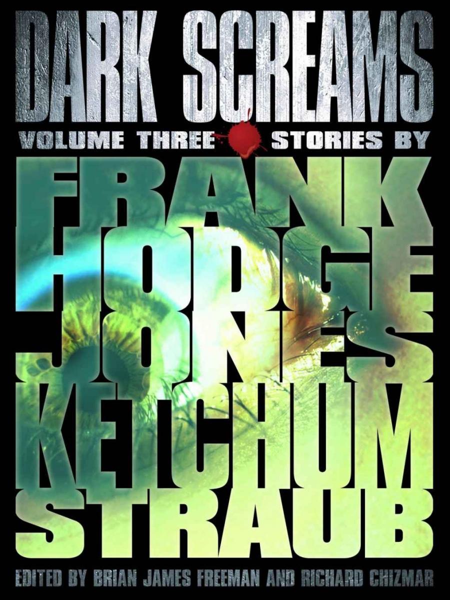 Dark Screams III - okładka - obrazek