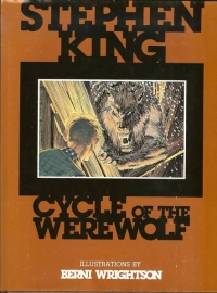 Cycle of the Werewolf (Land of Enchantment) Deluxe Signed Edition
