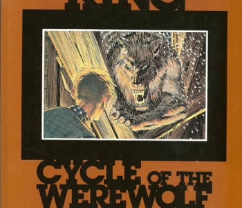 Cycle of the Werewolf (Land of Enchantment) Deluxe Signed Edition - obrazek