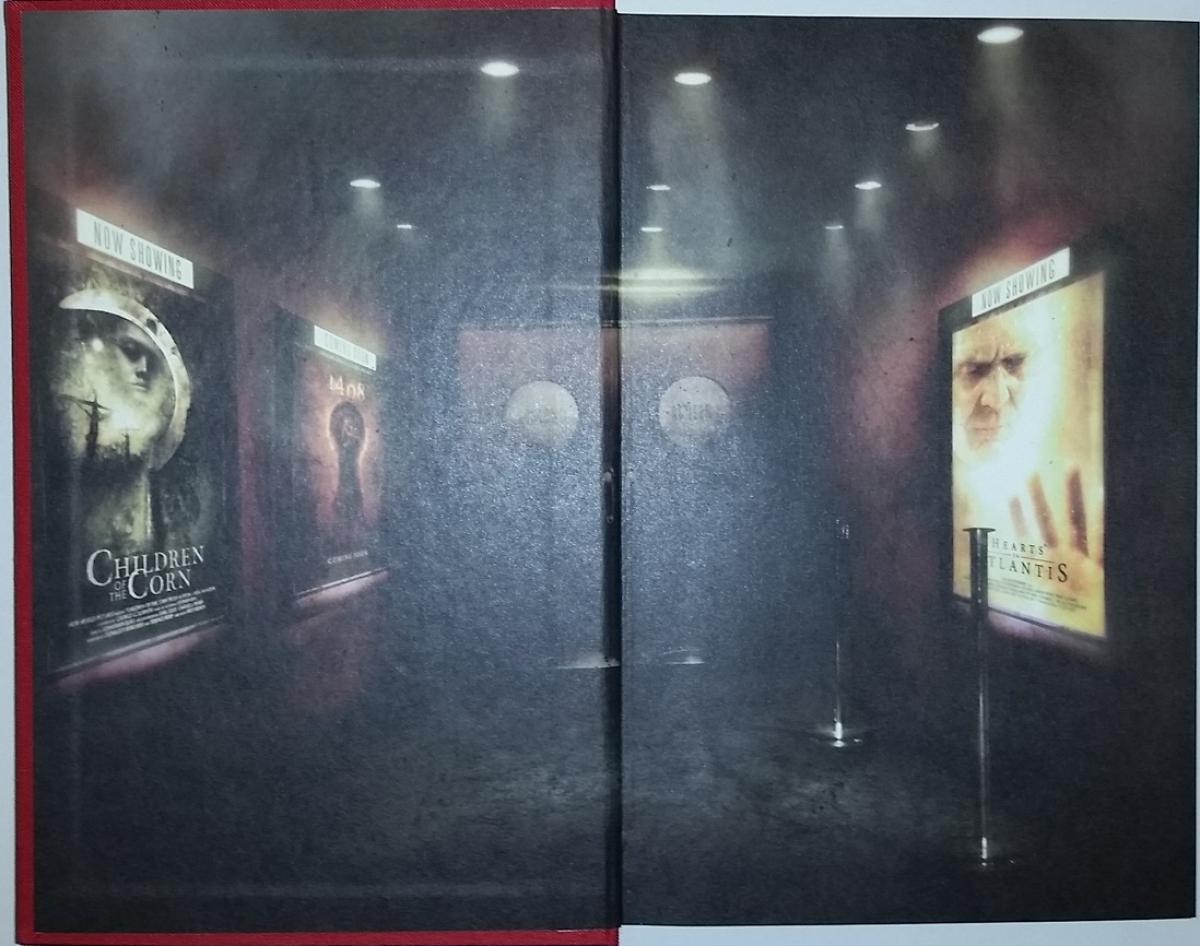"""""""Stephen King Goes to the Movies"""" - wyklejka frontowa - obrazek"""