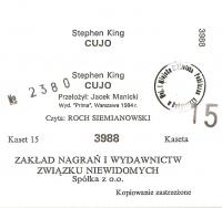 Cujo (Polski Związek Niewidomych)