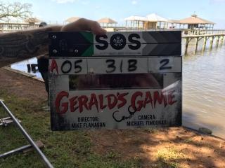 Rozpoczęły się zdjęcia do Gry Geralda (18 października 2016) - obrazek