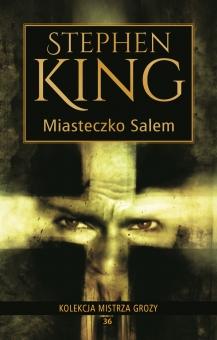 Kolekcja mistrza grozy Tom 36 Miasteczko Salem - obrazek