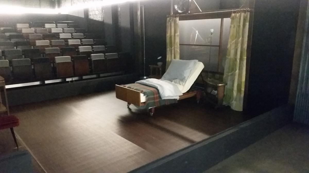 Misery - scenografia 1 - obrazek