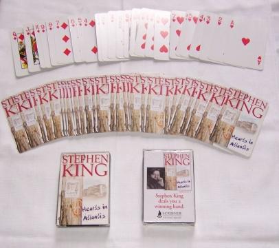 Heatrs in Atlantis - Promo Cards Playing (thedarktower