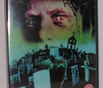 Smętarz dla zwierzaków (DVD) - obrazek