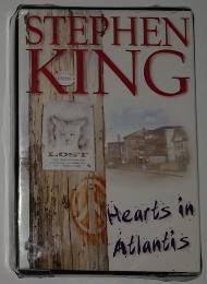 Hearts in Atlantis - karty do gry - obrazek