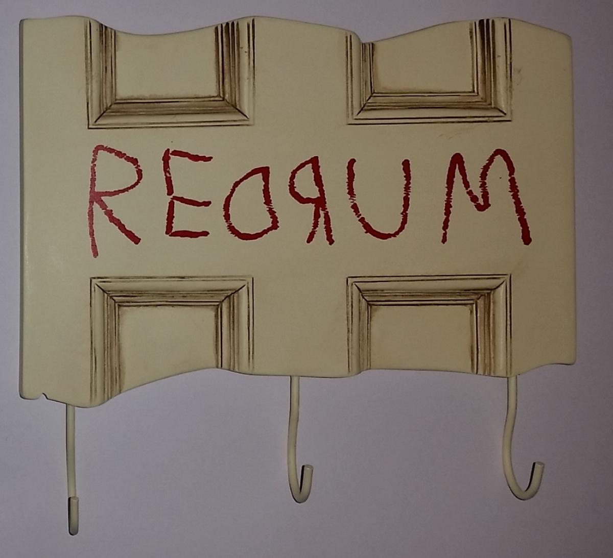 Wieszak na klucze Redrum - Horror Block 2016 - obrazek