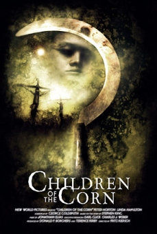Stephen King Goes to the Movies - Vincent Chong - Children of the Corn (poster) - obrazek