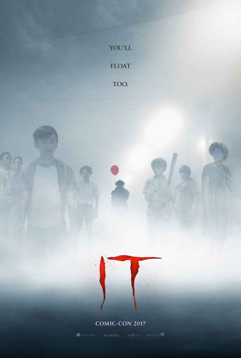 """""""To"""" - plakat Comic Con 20017 - obrazek"""