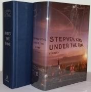 Under the Dome (Scribner) - książka i obwoluta