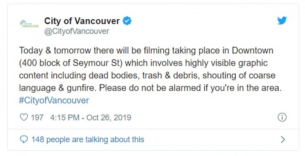 Władze miasta Vancouver ostrzegają mieszkańców - obrazek