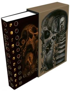 Nocna Zmiana - PS Publishing - wizualizacja wariantu drugiego Gold Skull - obrazek