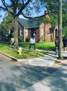 Pan Mercedes 008 zdjęcia z planu w Charleston - obrazek