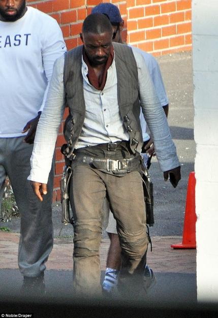 Idris Elba - The Gunslinger (3)