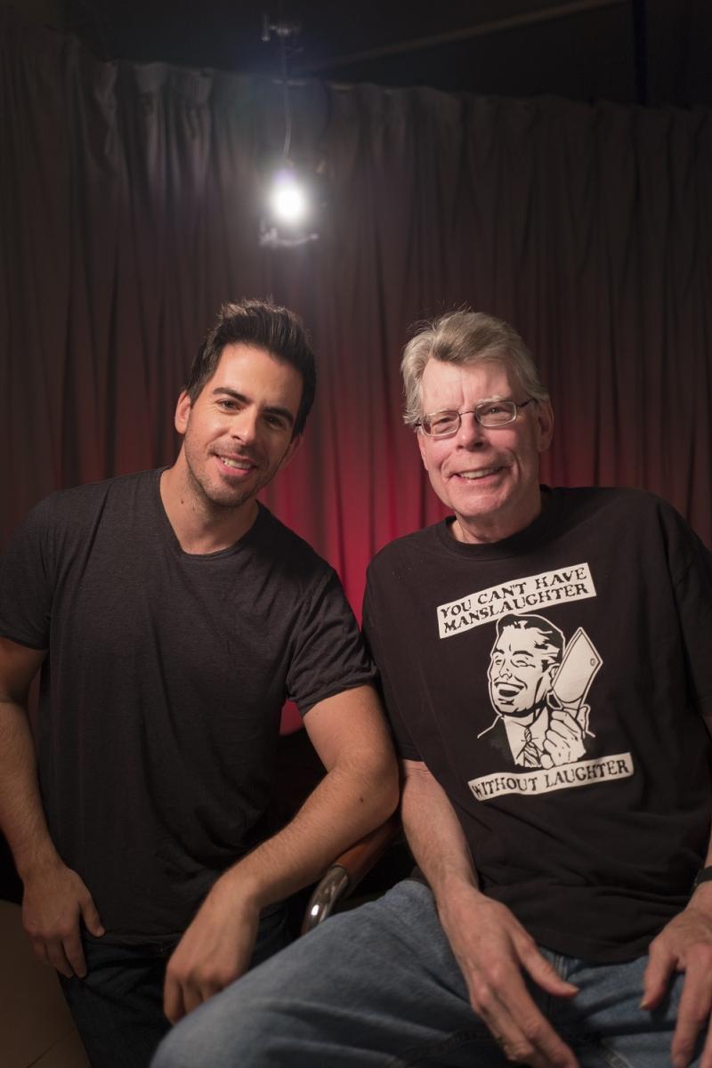 "Stephen King w ""Eli Roth: Historia Horroru"" - obrazek"