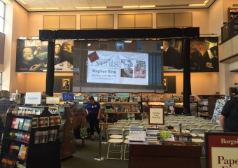 End of Watch Book Tour (Reno 2016-06-18) - obrazek