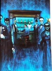 """The Shining"" - ilustracja Vincenta Chonga - obrazek"