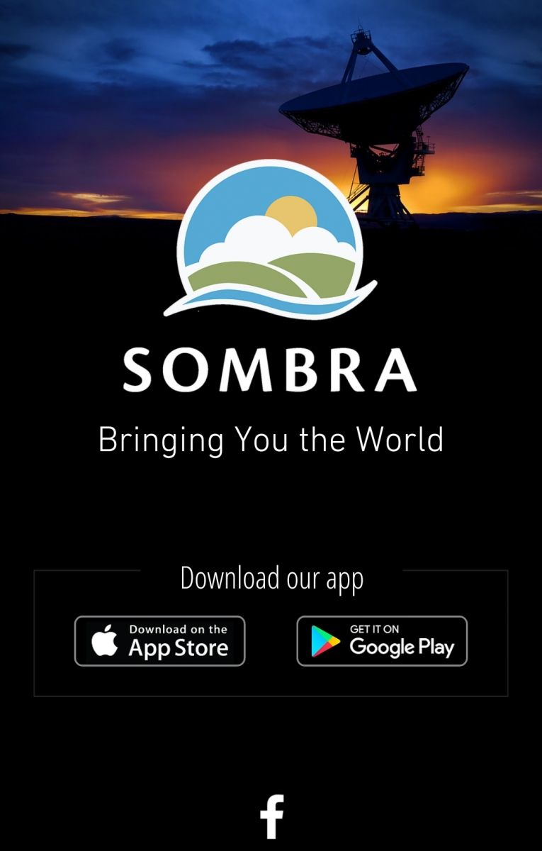 Sombra Group mobile application - obrazek