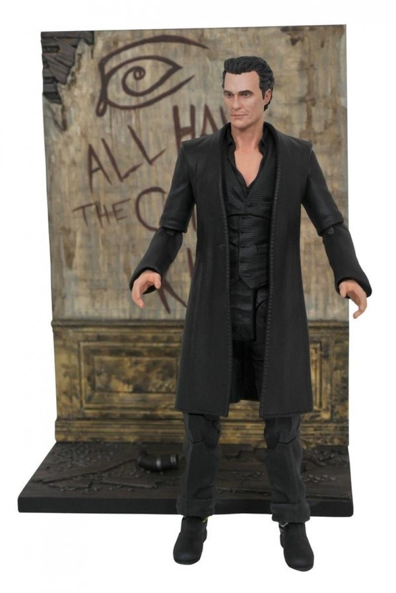 Figurka Człowieka w czerni (wariant 2) - obrazek