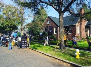 Pan Mercedes 009 zdjęcia z planu w Charleston - obrazek
