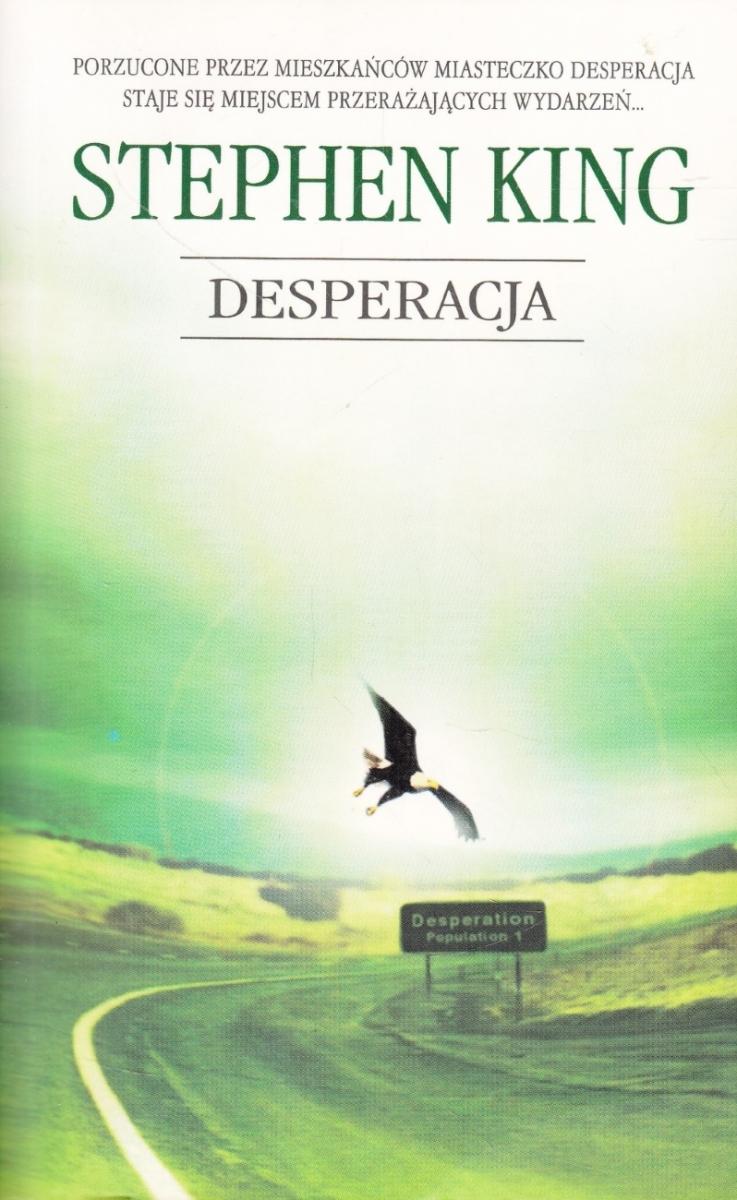 """""""Desperacja"""" - wydanie kieszonkowe z 2005 roku - obrazek"""
