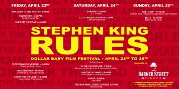 Stephen King Rules – Festiwal Filmowy Dollar Babies - obrazek