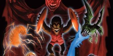 PS Publishing prezentuje okładki do Skeleton Crew - obrazek