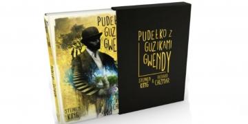 Polskie wydanie Pudełka z guzikami Gwendy z etui - obrazek