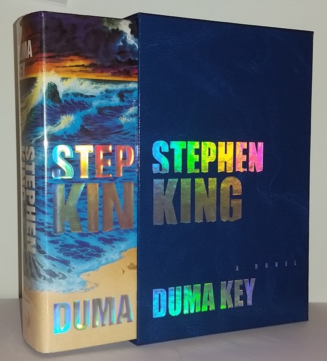 """""""Duma Key"""" - książka w etui - obrazek"""