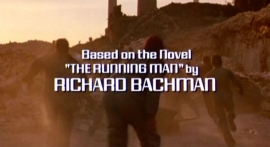 The Running Man - based on