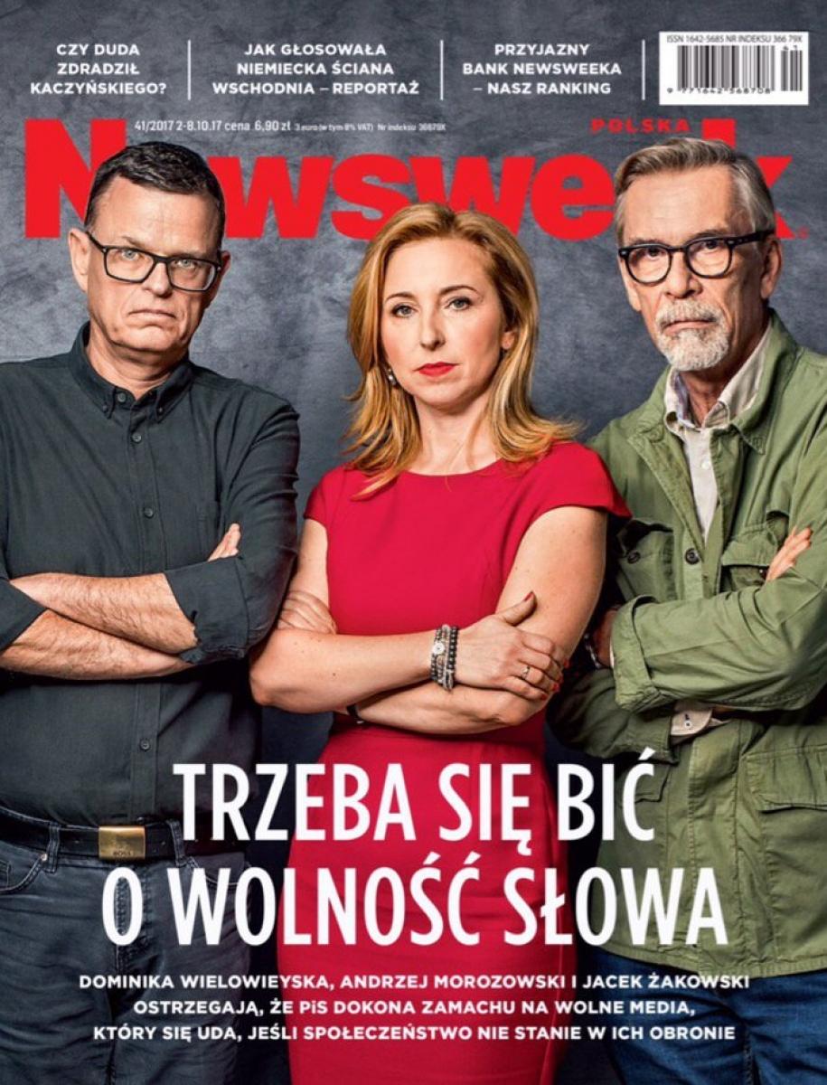 Newsweek numer 41/2017 - obrazek