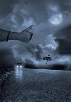 Darek Kocurek - Ridding the Bullet - obrazek
