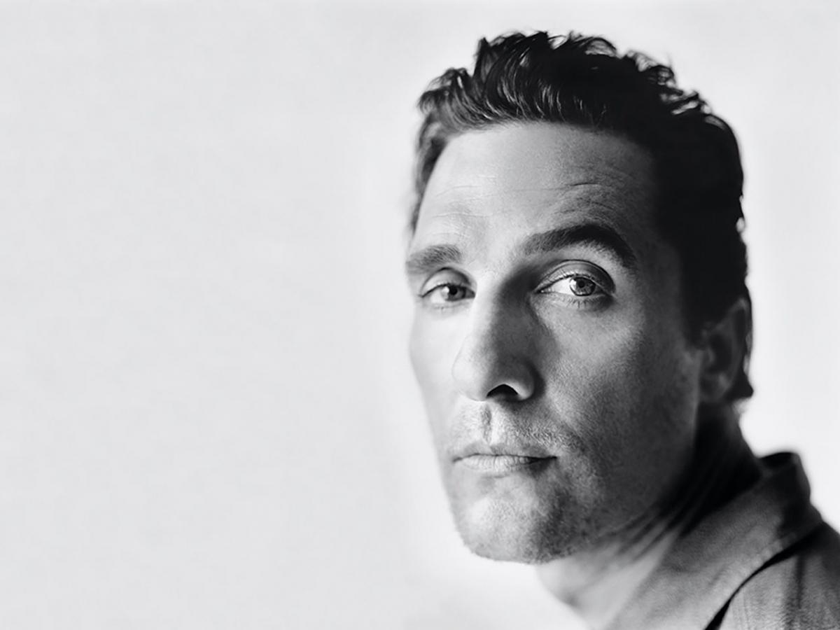 Matthew McConaughey (zdjęcie Andreas Laszlo Konrath) - obrazek