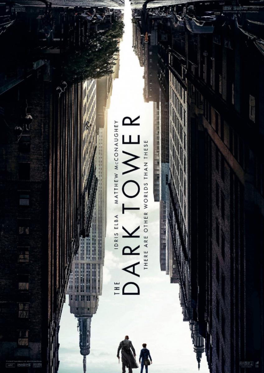 The Dark Tower - oficjalny plakat filmu - obrazek