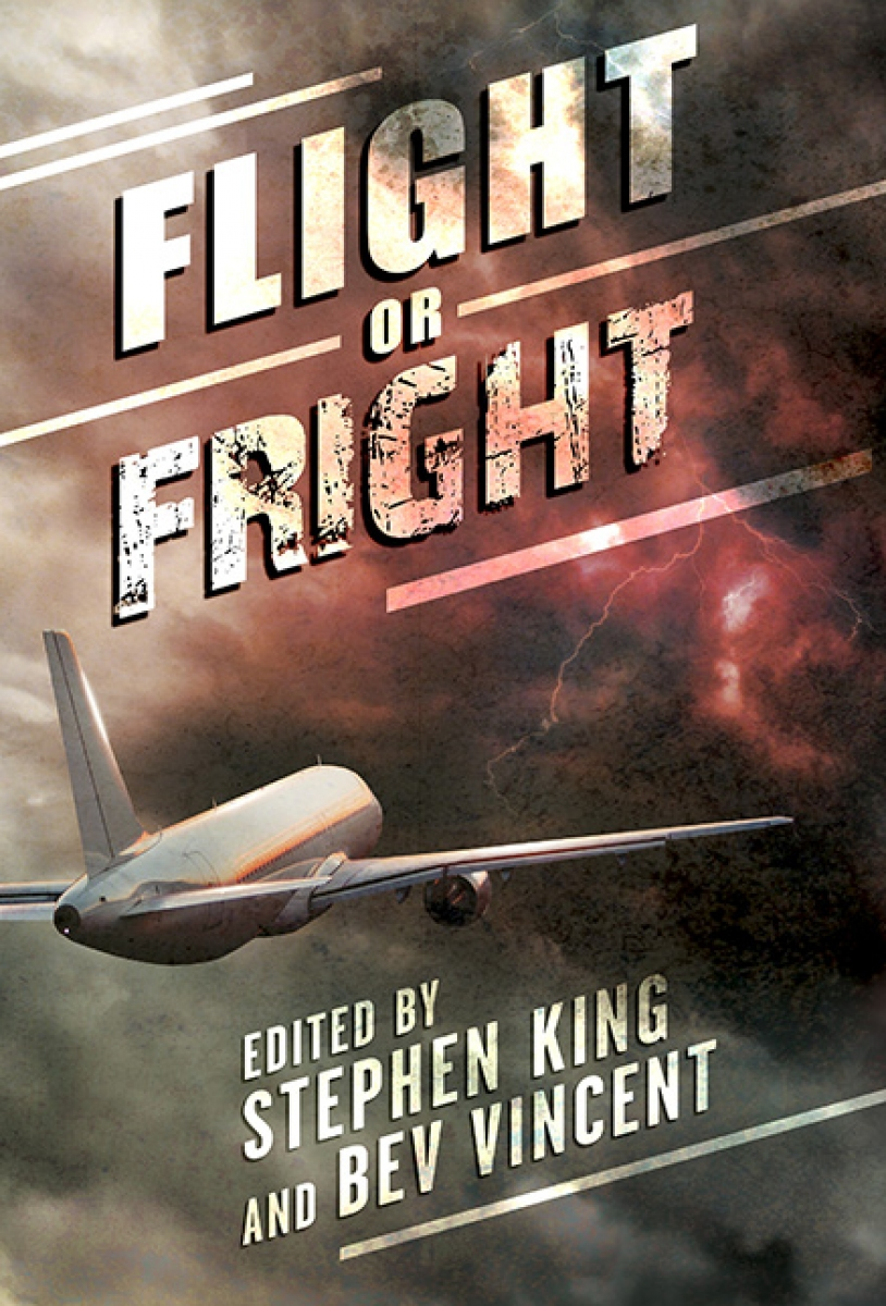 Flight or Fright - okładka - obrazek