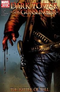 The Dark Tower: The Gunslinger: The Battle of Tull #5