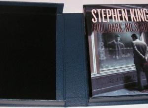 """Full Dark, No Stars"" Signed & Traycased Edition - książka w pudełku - obrazek"