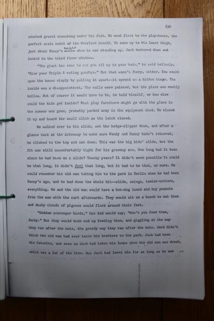 The Sine (manuskrypt) - 6