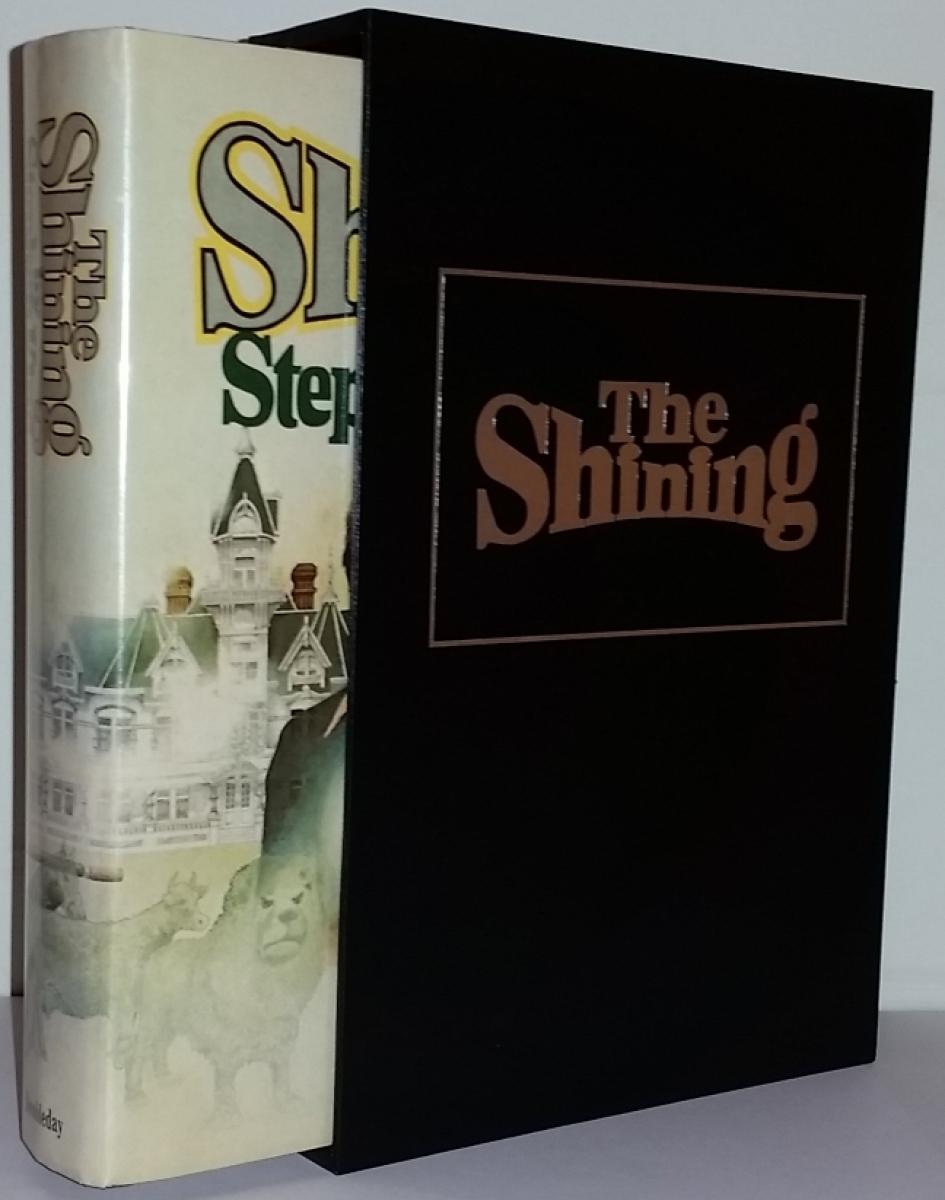 """""""The Shining"""" - książka w etui - obrazek"""