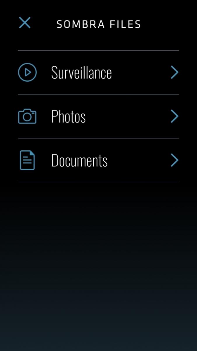 Sombra - dostęp do plików - obrazek