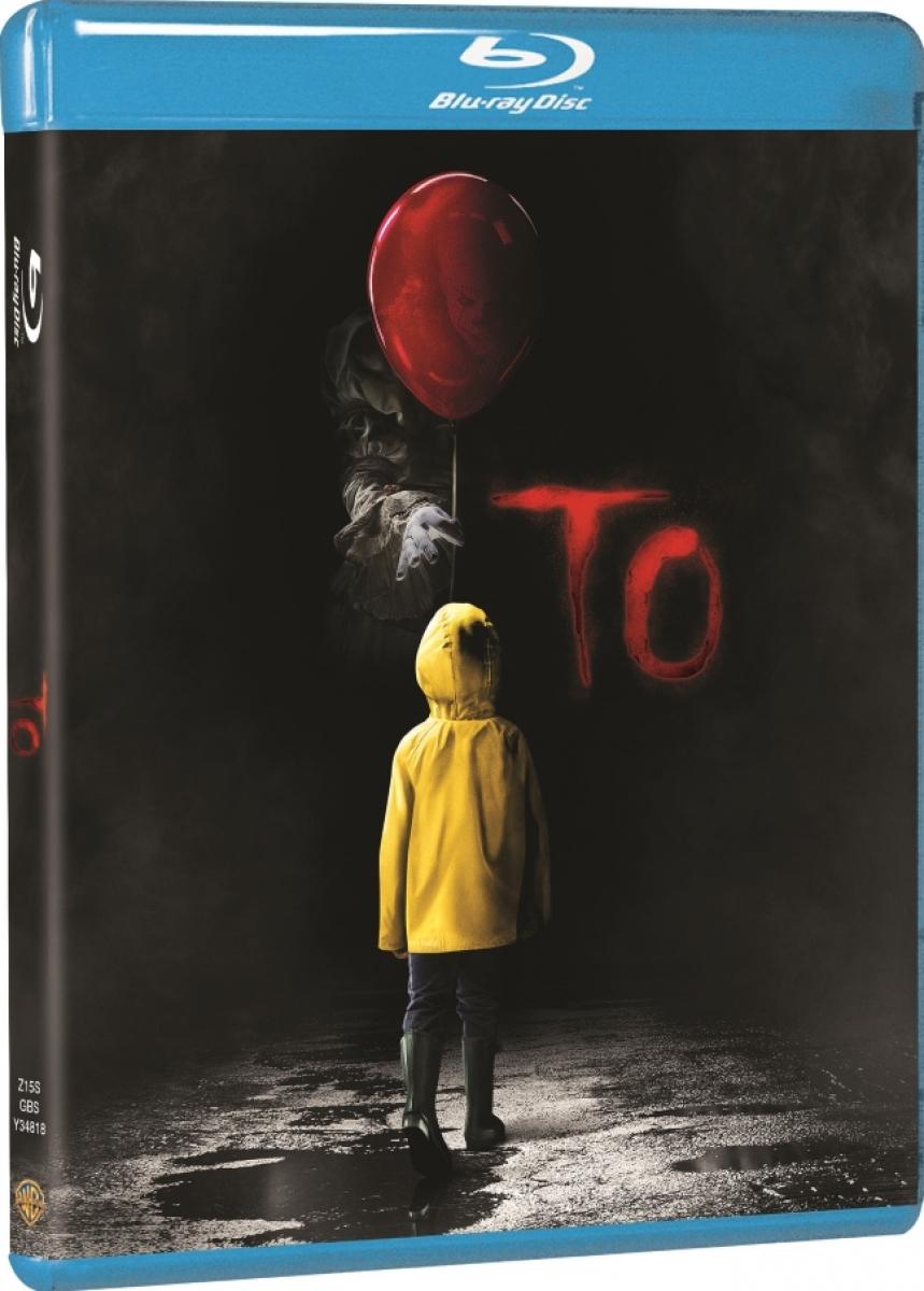 """""""To"""" - okładka Blu-Ray - obrazek"""